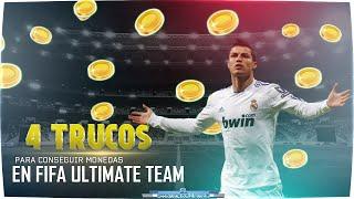 """4 Trucos o Consejos Para Ganar Monedas """"Gratis"""" Rápidamente en FIFA 16 Ultimate Team"""