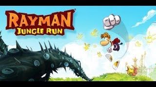 Rayman Jungle Run Gameplay Review - Android - Pixel-Freak.com