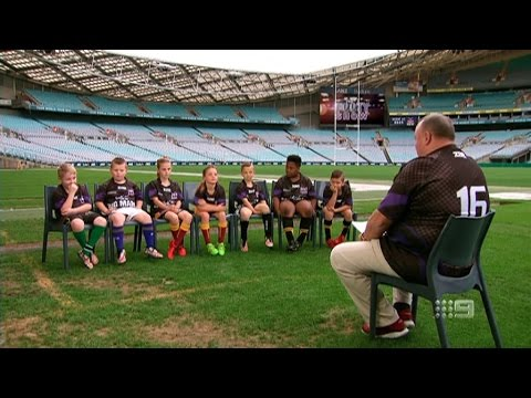 Small Talk All Stars 2016 | NRL Footy Show | Ep31 29-09-2016
