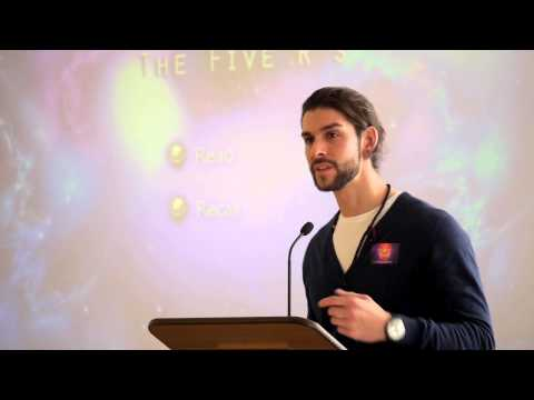 Nick Barrett: Lucid Dreaming Conference- Gathering of Minds (Part 1 of 2)