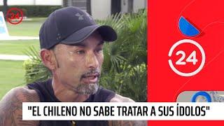 En exclusiva con Marcelo Ríos: