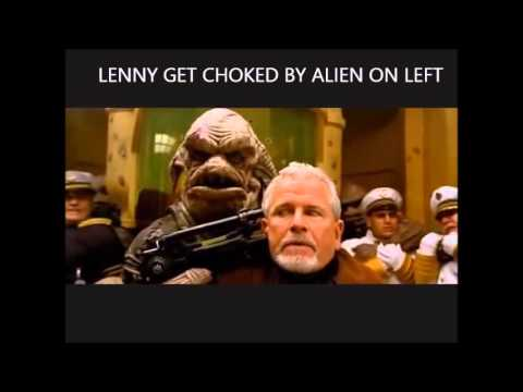 Lenny Mclean In The Fifth Element film