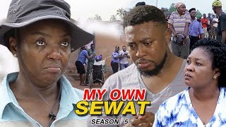 My Own Sweat Season 5 - Chioma Chukwuka 2017 Latest Nigerian Nollywood Movie | Family Movie