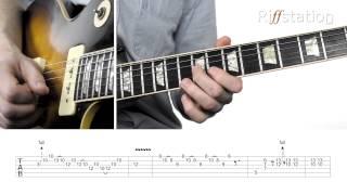 Mark Knopfler Guitar Technique in 5 Minutes