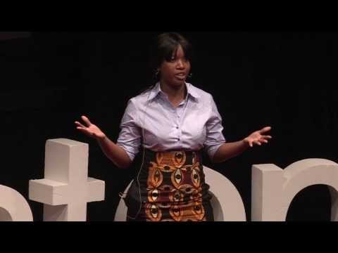 Debunking the made-for-Africa script: Catherine Phiri at TEDxEuston