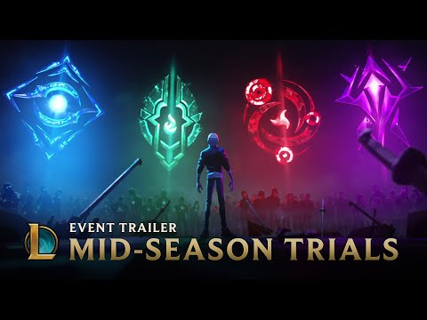 Represent Your House  Mid-Season Trials Animated Trailer - League of Legends