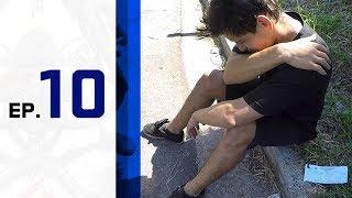 Favali caiu feio no RL e quase quebrou o braço | DAILY VLOG 10