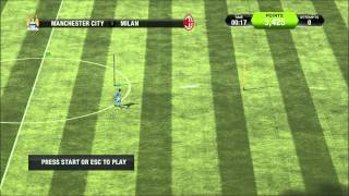 FIFA 13 Demo - Pre-Match Gameplay