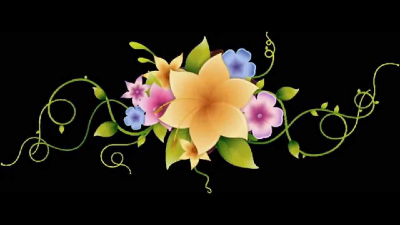 Цветок ФУТАЖ