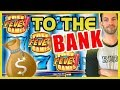 🎰 HIGH LIMIT Slots 💰 To the Bank! 💲 Slot Machine Pokies w Brian Christopher