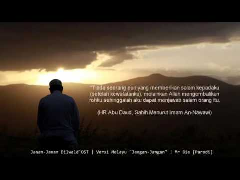 Lagu Janam Janam Ost DILWALE Versi Melayu | Jangan-Jangan