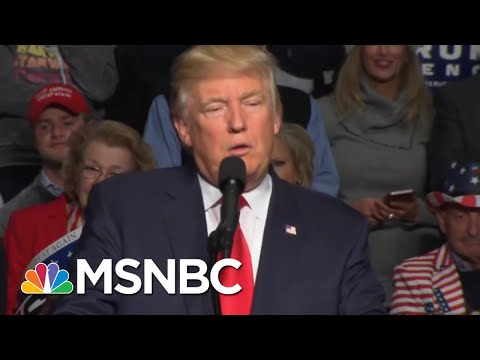 Pro-President Donald Trump Russian Trolls Sought To Suppress Black Vote | All In | MSNBC