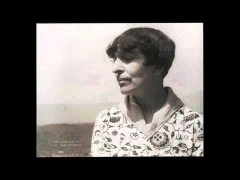 Alice B. Toklas Oral History Excerpt