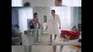 """Регина Тододенко и Коля Серга для рекламы """"Dirol""""😋"""