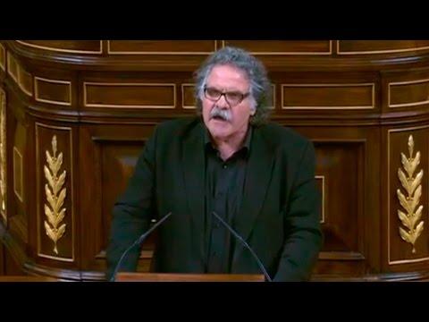 JOAN TARDÀ (ERC) - Discurso en Investidura de RAJOY (27/10/2016)