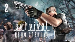 Resident Evil 4 Прохождение На Русском #2 — ОЧЕНЬ МНОГО ДИНАМИТА
