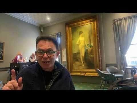 Прогулка по Мельбурну с Александром Россини