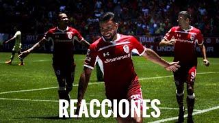Reacciones Toluca Vs América J15 Clausura 2019