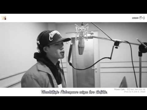 JooHeon of MONSTA X ft. Sam Ock, I.M - Flower Cafe MV HD k-pop [german Sub]
