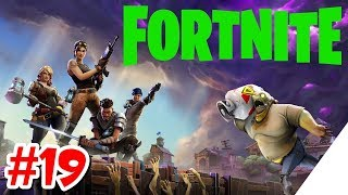 FORTNITE [PS4][German] Let's Play #19 Basis Sturmschild Verteidigung 6 !!