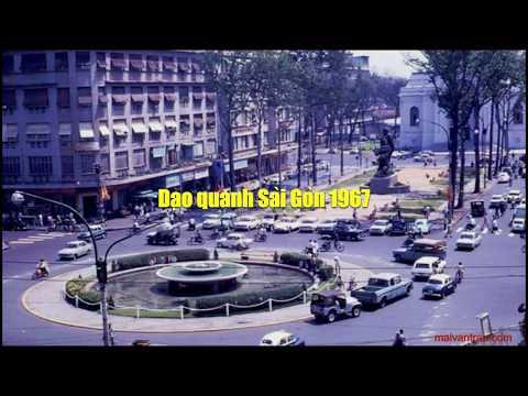Dao quanh Saigon xưa 1967