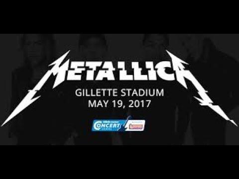 Sad but true by Metallica at Gillette stadium
