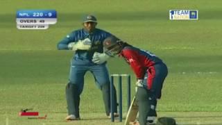 Nepal vs Sri Lanka -Last Over Thriller || Asia CUP