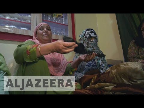 Mass panic and unrest amid braid chopping attacks in Kashmir