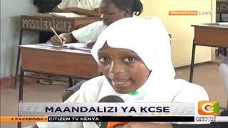 KCSE | Maandalizi ya mtihani katika kaunti ya Mombasa