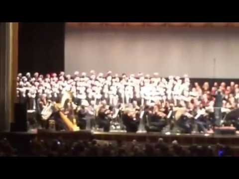 Mt. Eden High School Concert Choir / Oakland Symphony