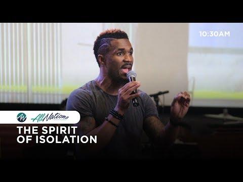 DNA | Dr. Mathew Stevenson | Spirit Of Isolation | 10:30am