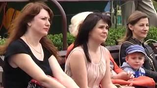 2017-07-04 г. Брест. Праздничные мероприятия в парке культуры и отдыха.  Новости на Буг-ТВ.