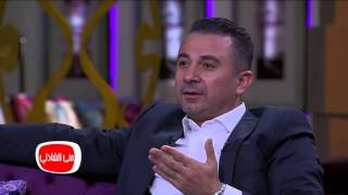 بالفيديو.. أحمد سعيد: والدي مراسل حربي.. وانتقل للتمثيل بعد حالة اكتئاب