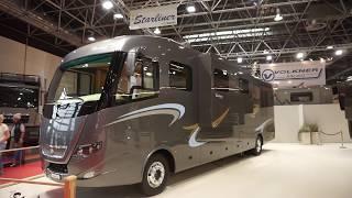 Starliner luxury European RV