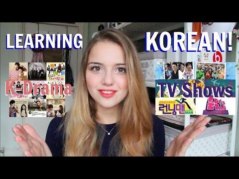 Learning Korean! K-Dramas Vs TV Shows SHOWDOWN