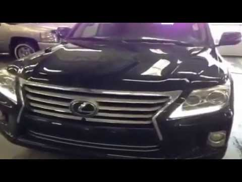2013 Lexus LX 570 4WD for Sale Alberta 4 Door Sport Utility