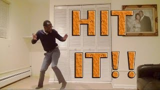Hit It Like An African!!!