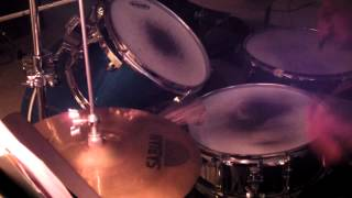 Drum Cover Monitor Theme Buddy Rich Band