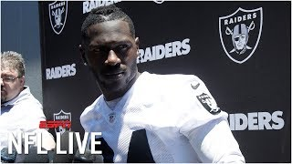 Can Antonio Brown and the Raiders win the AFC West in 2019? | NFL Live