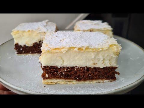 Julka šnite - predivan starinski kolač   How 2 Bake It  