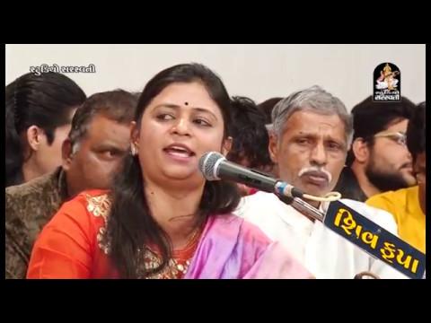 Urvashi Radadiya 2017  Naklank Dham Toraniya  Mahabij Santvani  1  Nonstop  Gujarati Lok Dayro