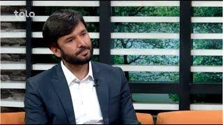 بامداد خوش - ورزشگاه - حبیب الله فایض کسی که تازه به حیث رییس کانفوتوا افغانستان انتخاب شده اند