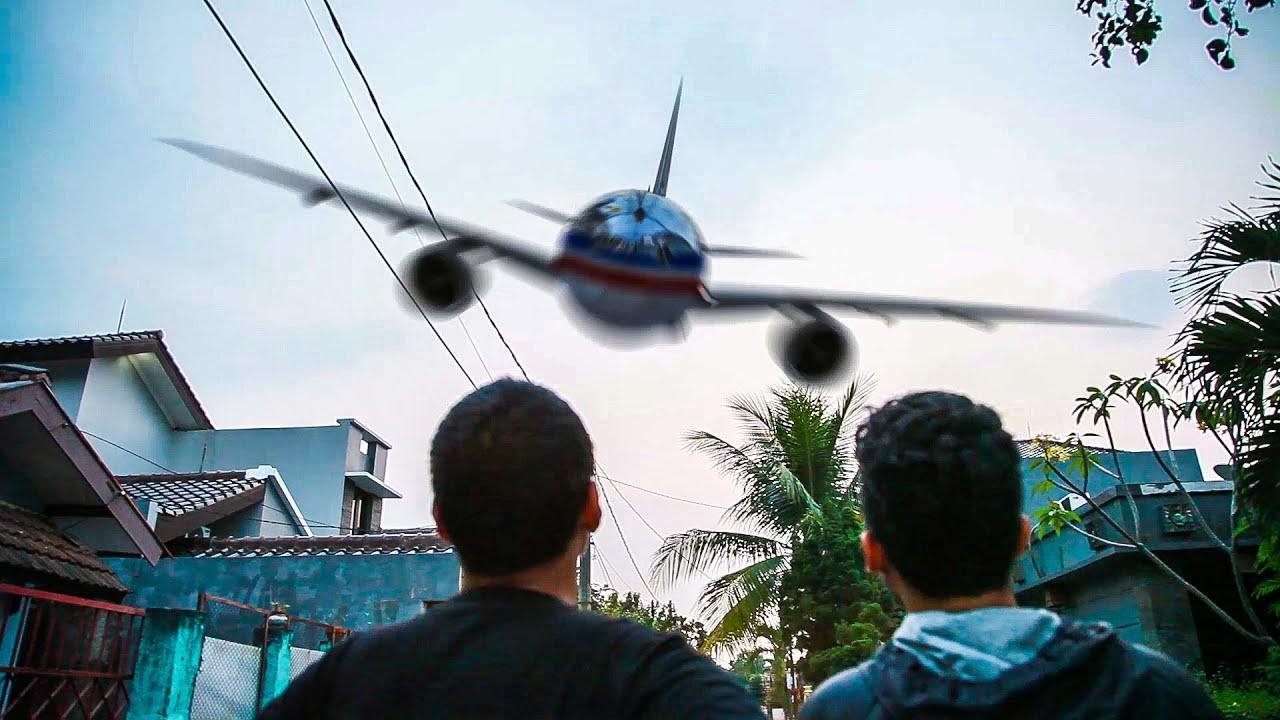 Video Lucu 9 Ternyata Itu Pesawat YouTube
