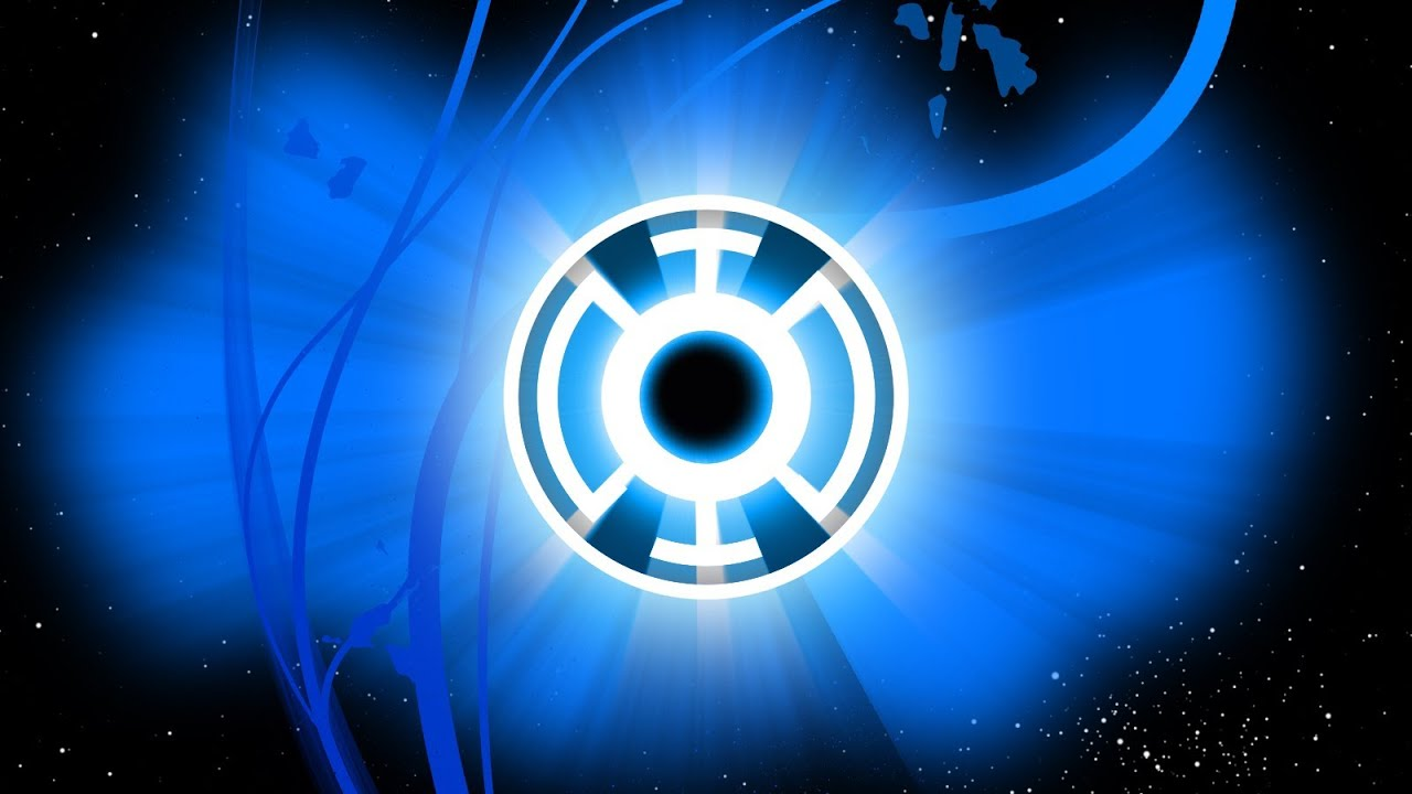 Origin Of The Blue Lantern Corps Youtube