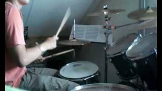 Manic Street Preachers - Your Love Alone Is Not Enough drum cover