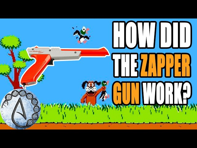 How Did Duck Hunt Work? | Nintendo Zapper Explained