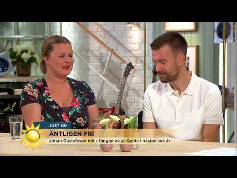 Johan Gustafssons syster i tårar: