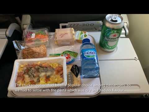 American Airlines | Trip Report | London To Los Angeles 777-300