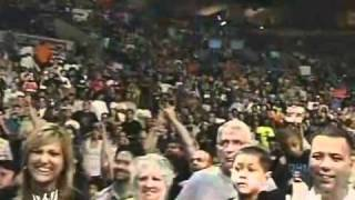 The full code and return of Y2J Chris Jericho in 2007
