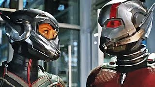Ant-Man 2: Ant-Man & the Wasp | official spot & trailer (2018)